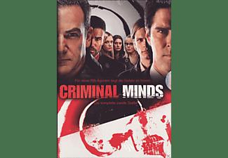 Criminal Minds - Staffel 2 [DVD]