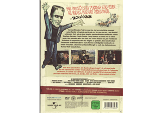 MUNSTERS GESPENSTERPARTY [DVD]