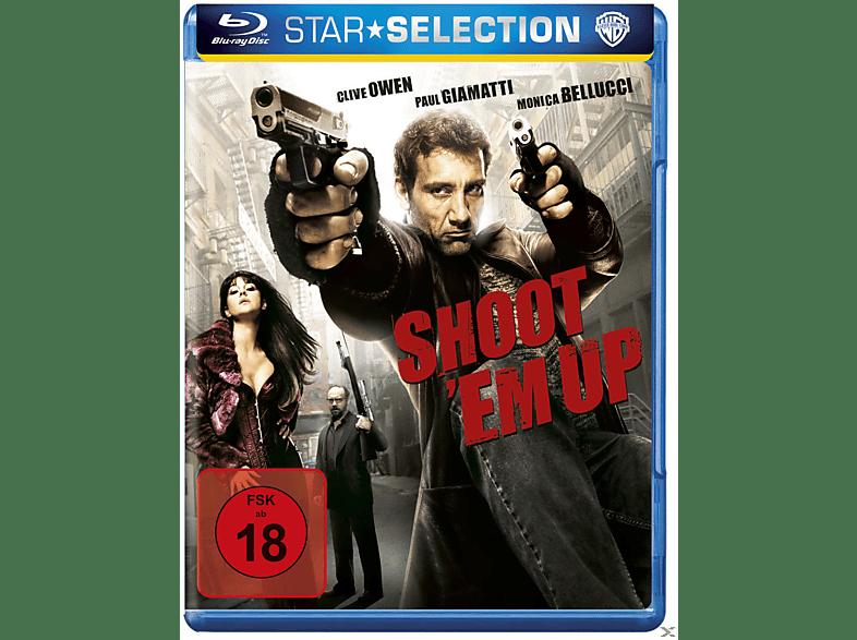 Shoot 'em Up [Blu-ray]