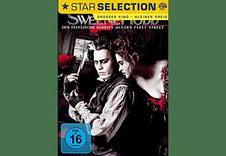 Sweeney Todd - Der teuflische Barbier aus der Fleet Street [DVD]