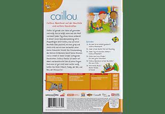 Caillou 12:Auf Der Baustelle und weitere Geschichten [DVD]