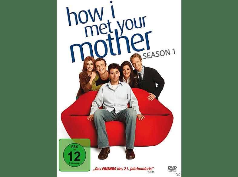 How I Met Your Mother - Staffel 1 [DVD]
