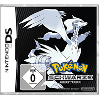 Pokémon Schwarze Edition (Software Pyramide) [Nintendo DS]