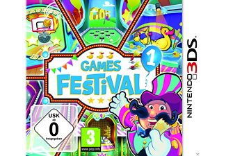 Games Festival Vol. 1 - [Nintendo 3DS]