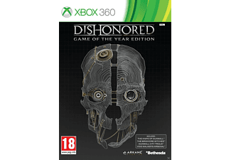 Dishonored: Game of the Year Edition (Xbox 360)