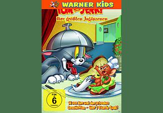 Tom + Jerry - Ihre Größten Jagdszenen: Volume 4 [DVD]