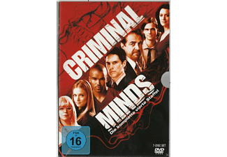 Criminal Minds - Staffel 4 Box [DVD]