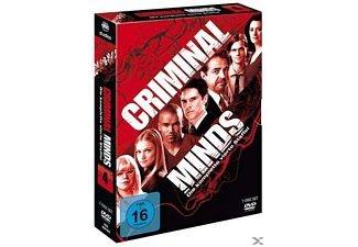 Criminal Minds - Staffel 4 Box [DVD]