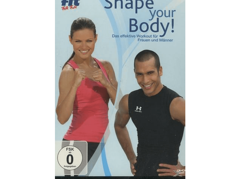 Fit For Fun - Shape Your Body! [DVD]