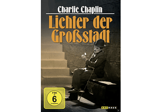 Charlie Chaplin - Lichter der Großstadt DVD