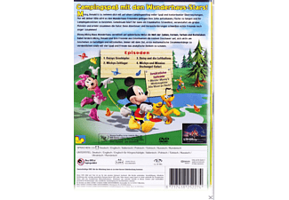 Disney Junior: MM Wunderhaus - Spiel und Spaß im Freien [DVD]