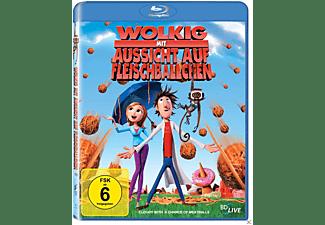 Wolkig mit Aussicht auf Fleischbällchen Blu-ray