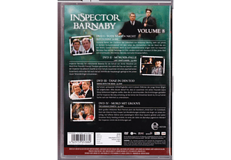 Inspector Barnaby - Volume 8 DVD