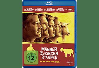 Männer die auf Ziegen starren Blu-ray