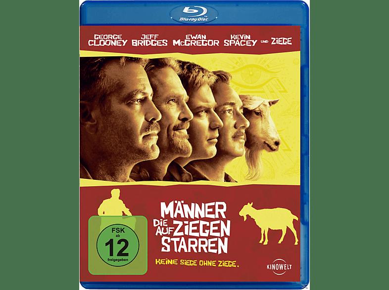 Männer die auf Ziegen starren [Blu-ray]