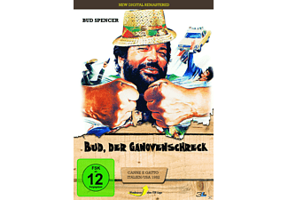 Bud, der Ganovenschreck - New Digital Remastered [DVD]