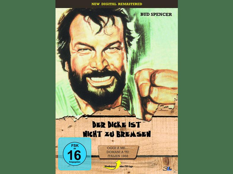 Der Dicke ist nicht zu bremsen (New Digital Remastered) [DVD]