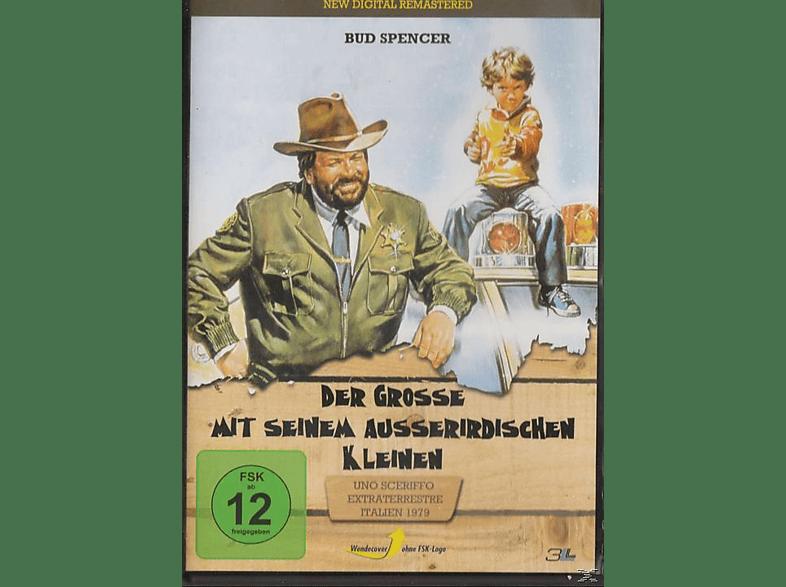 Der Große mit seinem außerirdischen Kleinen (New Digital Remastered) [DVD]