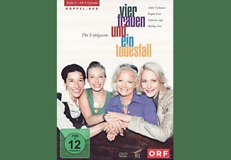 VIER FRAUEN & EIN TODESFALL 2 [DVD]