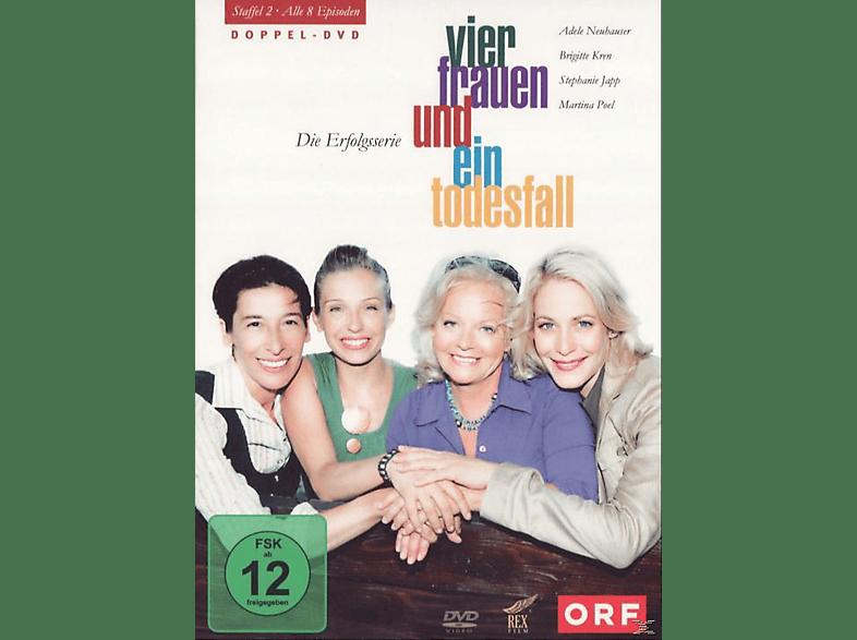 Vier Frauen und ein Todesfall - Season 2 [DVD]
