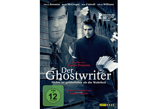 Der Ghostwriter DVD