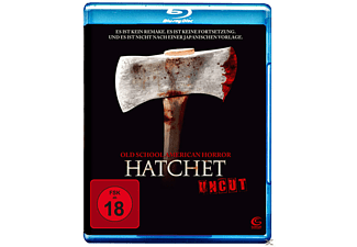 Hatchet Blu-ray