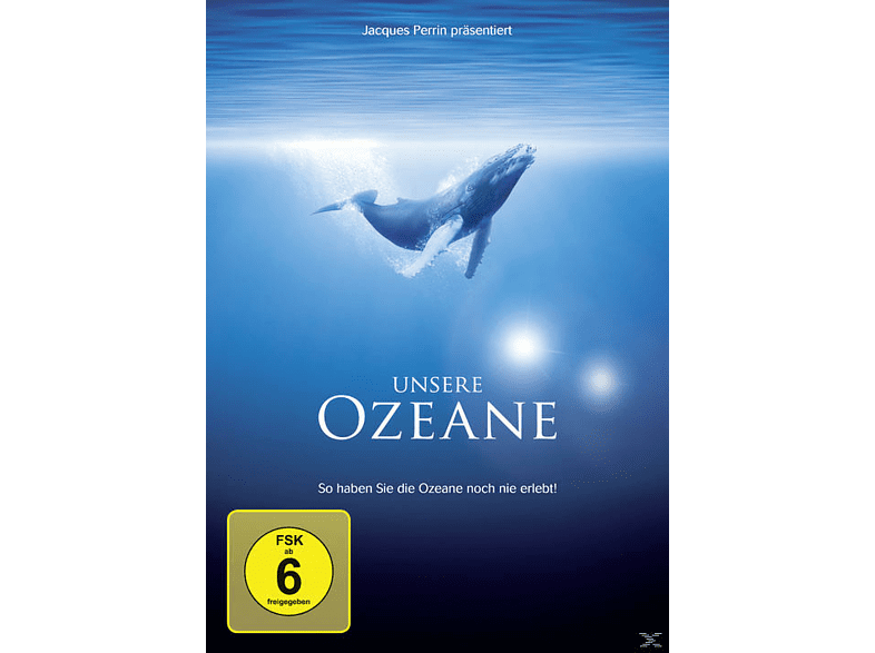Unsere Ozeane [DVD]