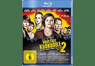 Vorstadtkrokodile 2 Blu-ray