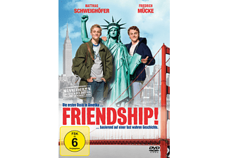 Friendship! DVD
