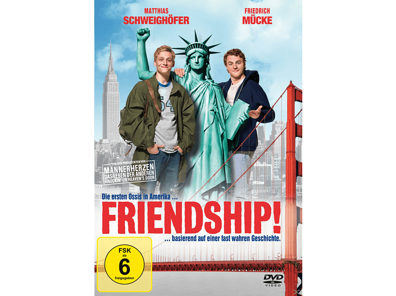 Friendship! [DVD]