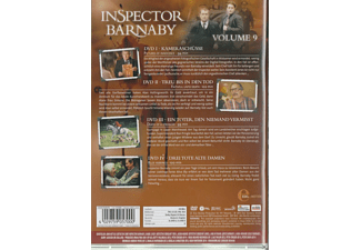 Inspector Barnaby - Volume 9 DVD