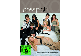 Gossip Girl - Staffel 2 DVD