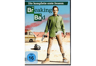 Breaking Bad - Staffel 1 - (DVD)