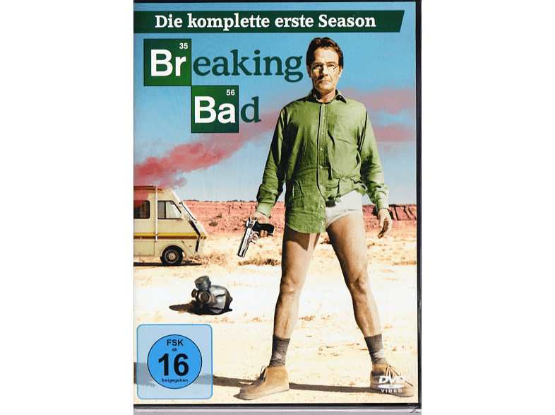 Breaking Bad - Staffel 1 [DVD]