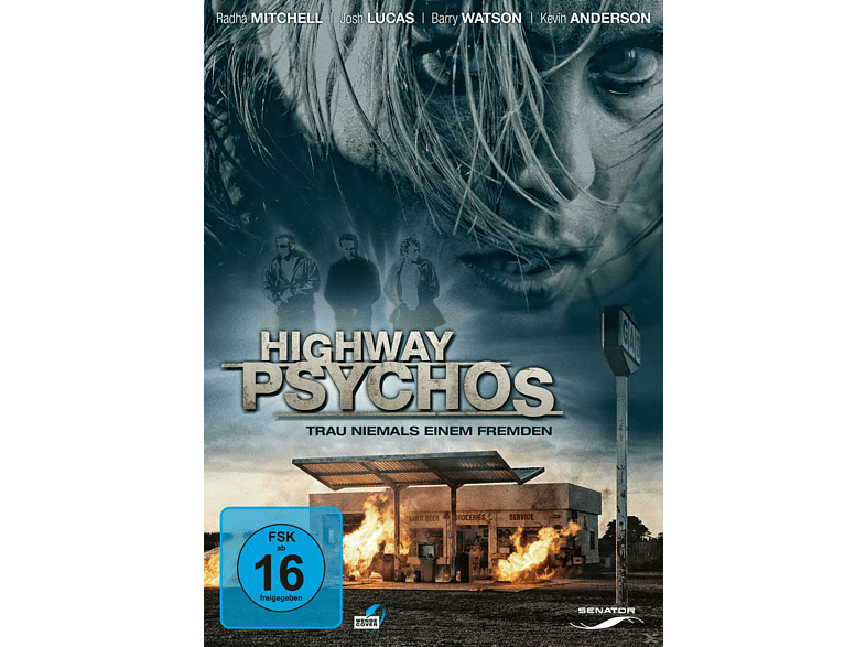 Highway Psychos [DVD]