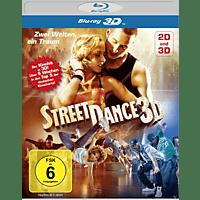 STREET DANCE (2D+3D VERSION) [3D Blu-ray]