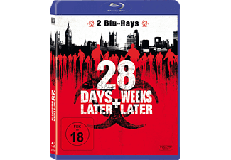 28 Days Later + 28 Weeks Later [Blu-ray]