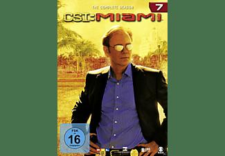 CSI: Miami - Staffel 7 (komplett) DVD