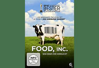 FOOD INC. [DVD]