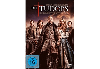 Die Tudors - Staffel 3 DVD