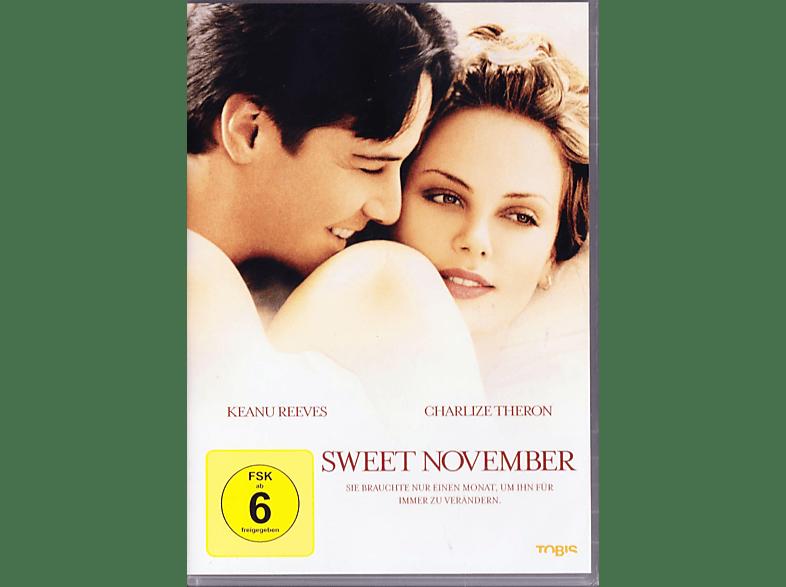 Sweet November [DVD]