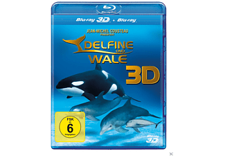 IMAX: Delfine und Wale 3D 3D Blu-ray (+2D)