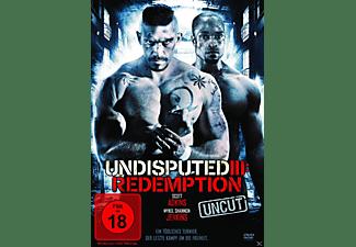 Undisputed 3: Redemption DVD