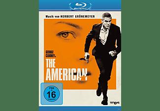THE AMERICAN Blu-ray