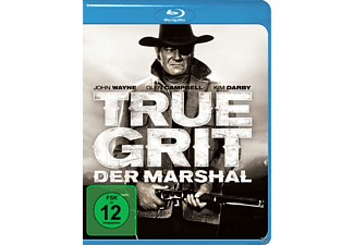True Grit – Der Marshal (1969) Blu-ray
