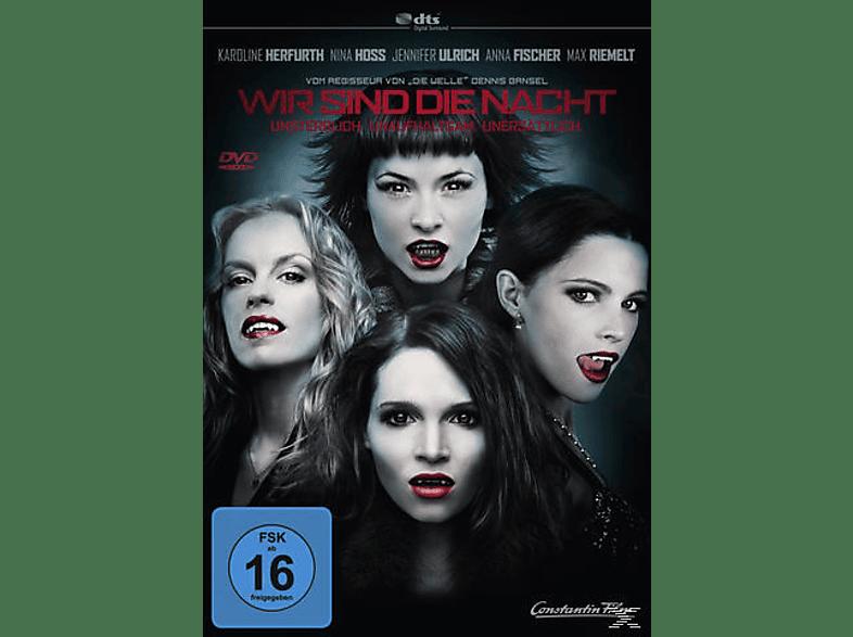 Wir sind die Nacht [DVD]