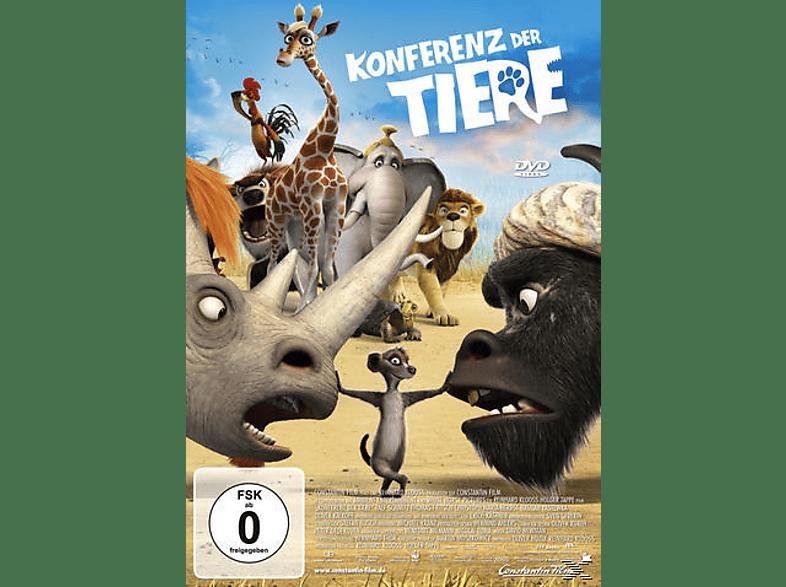 Konferenz der Tiere [DVD]