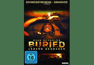 Buried - Lebend begraben DVD