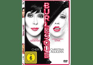 Burlesque DVD