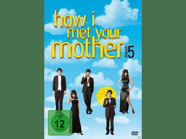 How I Met Your Mother - Staffel 5 [DVD]